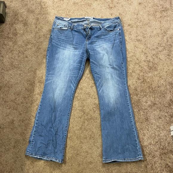COPY - Torrid boot cut jeans